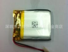 3.7 В литий-полимерная батарея 362937 mp3-bluetooth DIY аудио / игрушки радио 350 мАч