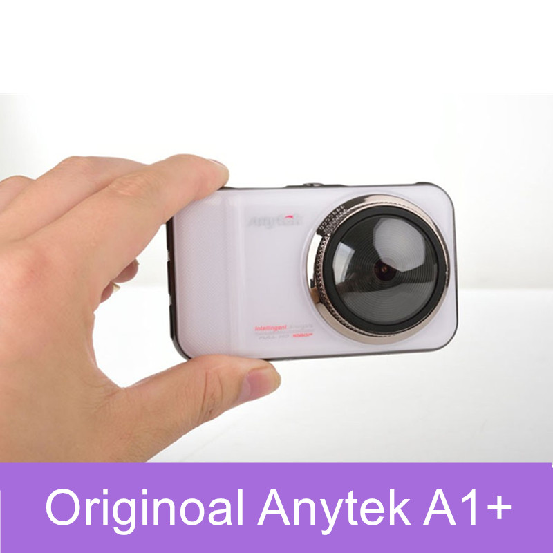 Anytek AT1+ Car DVR Novatek 96650 Car Video Recorder 1920*1080 G-sensor Registrator External GPS Digital Zoom Mini Camcorder(China (Mainland))