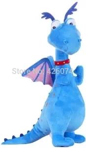 Doc McStuffins Stuffy Dragon Stuffed Animals For Girls Boys 30CM Kids Plush Toys Children Gifts(China (Mainland))