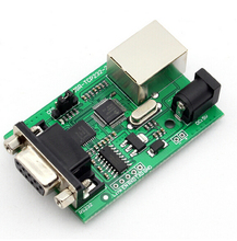 Free Shipping 1pcs/lot (USR-TCP232-2) Serial RS232 to Ethernet/TCP IP/RJ45 Module Best quality(China (Mainland))