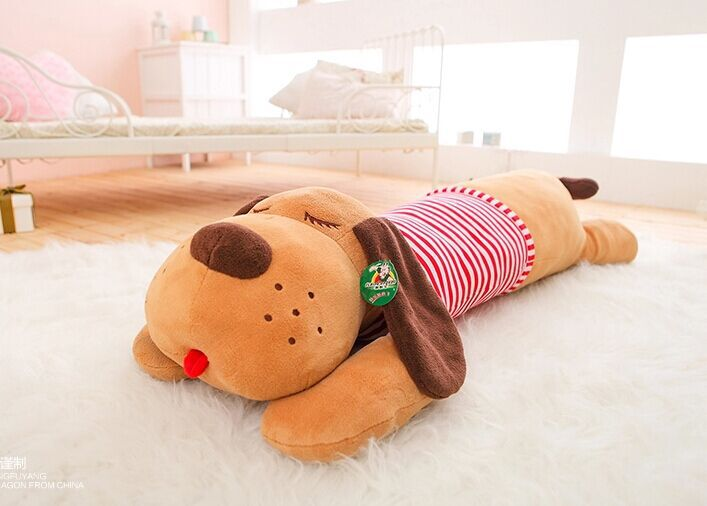 Stuffed Animal Dog Pillow : 50cm-papa-dog-stuffed-animal-doll-soft-toy-dog-peluche-soft-dog-pillow-cushion-body-pillow.jpg