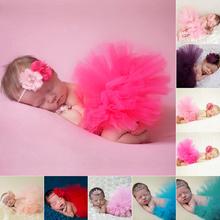 2016 New Design Newborn Baby Photography Props Handmade Crochet Cap Photography Tools Flower Cap And Tutu Skirt Free Shipping(China (Mainland))