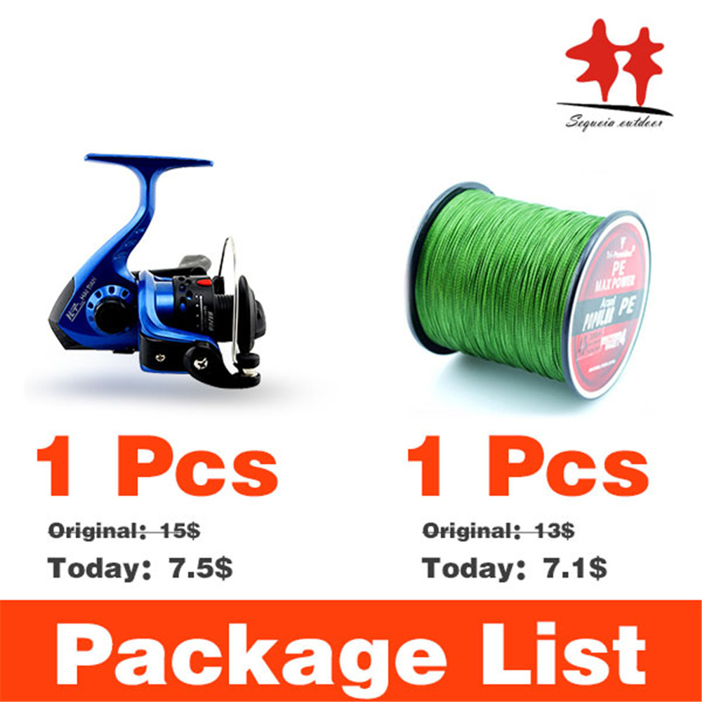 Extreme Strong 300M 330Yards Multifilament PE Braided Fishing Line 4 stands 8LB 10LB 20LB 30LB 40LB 60LB Fishing Reel With Line(China (Mainland))
