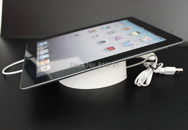 Retail Store Security Display Holder for Ipad Tablet PC with Charging and Alarm Remote Control<br><br>Aliexpress