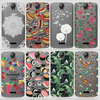 Case For DOOGEE X6 Fashion Coloured Drawing Soft Protect Phone Covers For Doogee X6 Pro Silicone Phone Case