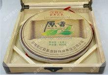 Pu er Raw Green Tea 2012 ShuangJiang MENGKU RongShi Tea Yuan Xiang Green Cake Bing Beeng