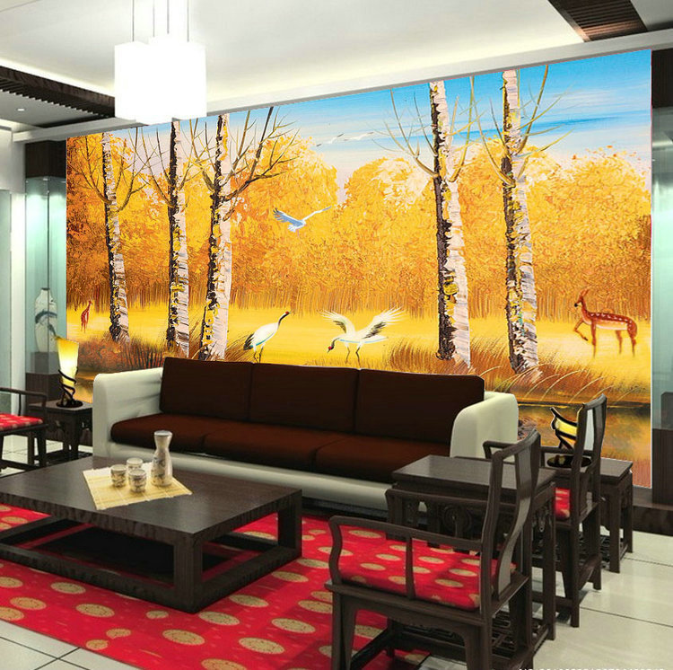 3d wallpaper living room sofa tv background bedroom for 3d wallpaper home decoration