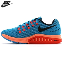 Original New Arrival 2016 NIKE AIR ZOOM STRUCTURE 19 Women's Running Shoes Sneakers free shipping