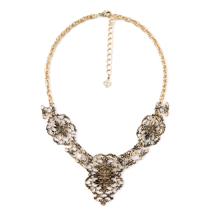 luxembourg necklace luxury hollow totems oscar designer new jewelry