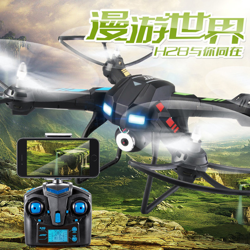 NEWEST!!! JJRC H28 Long Range Rc Quadcopter can add WIFI Camera can add 2MP Flying Camera Drone Quadcopter(China (Mainland))