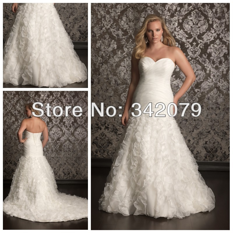 Ph12104 a ruched fitted bodice sweetheart neckline for Sweetheart neckline ruched bodice wedding dress