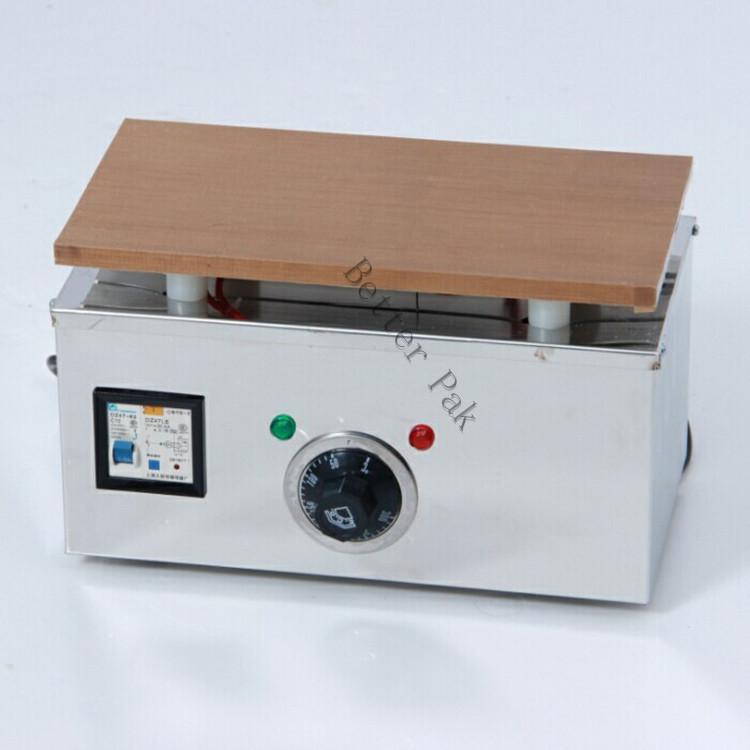 TM-30 Manual blister sealing machine,Cigarettes,cosmetics,poker box blister film packaging machine,Cellophane Wrapping Machine(China (Mainland))