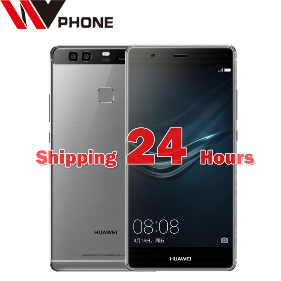 "WV HUAWEI P9 Plus 5.5"" Fingerprint 4GB RAM Smartphone Android 6.0 Kirin 955 Octa Core 64/128 GB ROM dual 12.0MP leica camera(China (Mainland))"