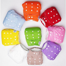 7pcs/lot Waterproof Baby Cloth Diapers Training Pants Boy Girl Shorts Underwear Nappies Panties GE362(China (Mainland))