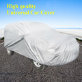 2017 New Universal Car Covers Size S M L XL XXL Solide Waterproof Full Car Cover