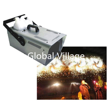 Free shipping 1500W DMX Snow Machine/Amazing Artificial snow maker snow equipment for stage snowflake projector(China (Mainland))