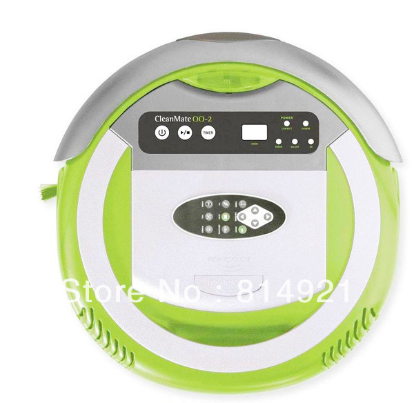 (For United KindomBuyer)Robotic vacuum cleaner -4 in 1 multifunctional ,the best quality in China,the most popular model(China (Mainland))