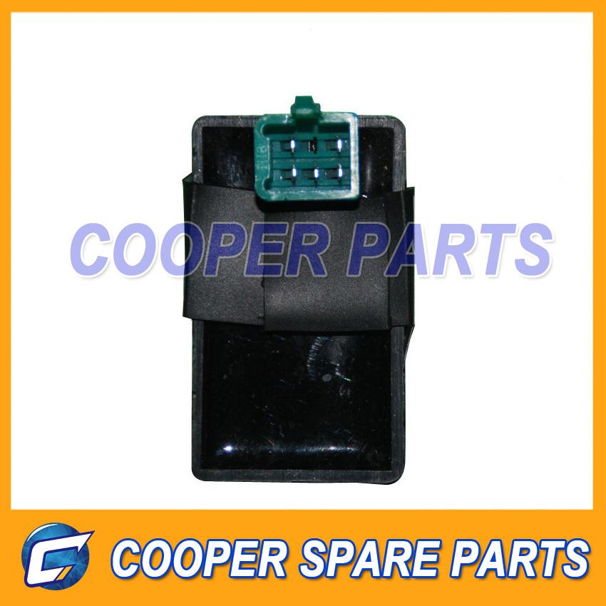 12V 5pin AC CDI for 50cc,70cc,90cc,110cc,125cc dirt bike,ATV,go kart and motorcycle.(China (Mainland))