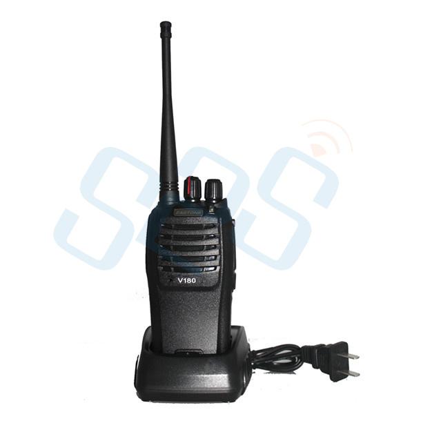 Classic design Zastone ZT-V180 UHF 400-470MHZ 7W Long range Handheld two way radio/walkie talkie For Public servise/Police/Hotel(China (Mainland))