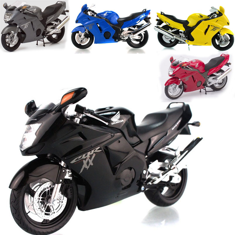 1 12 New Kids Motorcycle Motor Cycle Cbr 1100xx Diecast