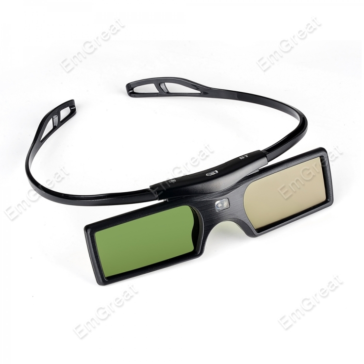store product  New Bluetooth D Shutter Active Glasses for Samsung Panasonic Sony TV Universal