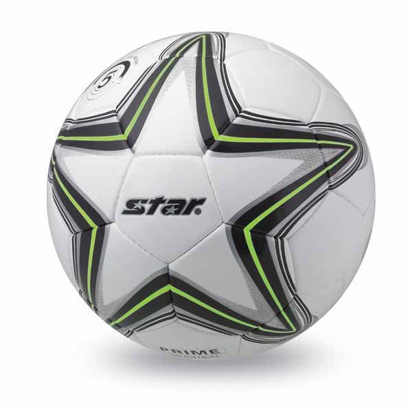 Free shipping! High quality Match use Star Soccer Ball/Football Size 5 SB5315-06  PRIME Gift: gas pin & net bag