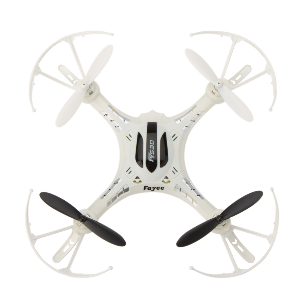 Fayee FY530 2.4G 4CH Mini RC Helicopter 360 Degree Eversion Quadcopter 6-axis Gyro helicoptero de controle remoto a(China (Mainland))