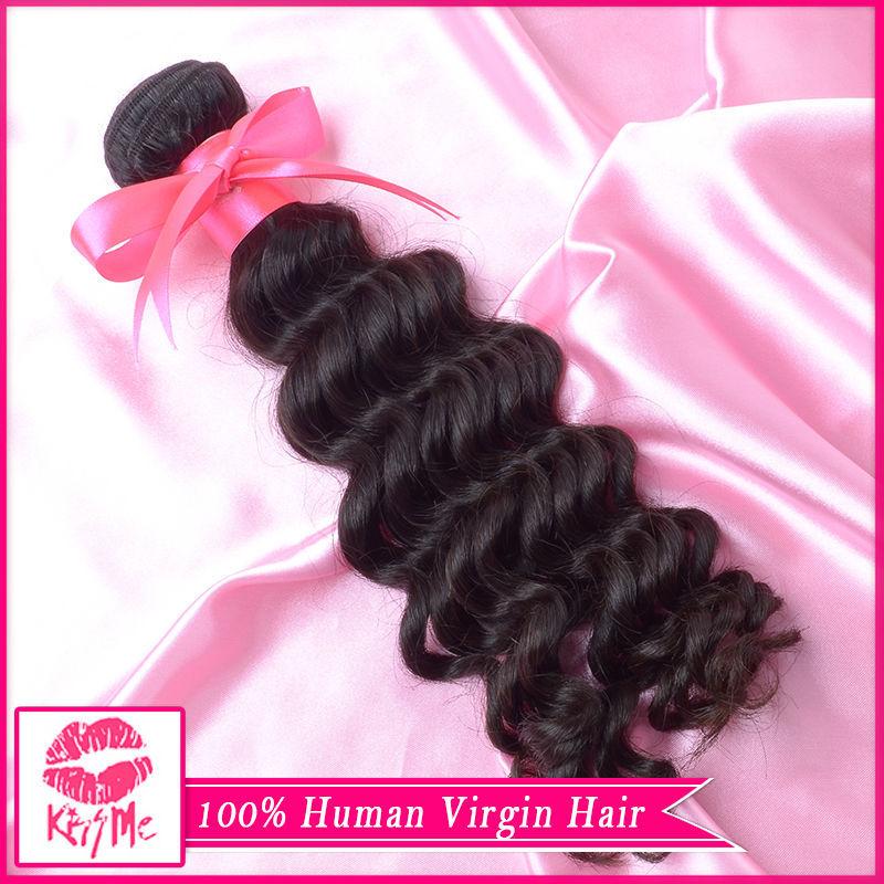 Mink brazilian curly virgin hair-extensions deep wave, cheap brazilian human hair weave online wholesale price(China (Mainland))