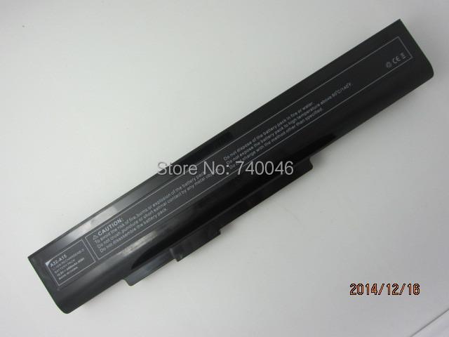 notebook battery forDNS 142750/153734/157296/157908/158636 Gigabyte Q2532N A32-A15;40036064;A42-A15(China (Mainland))