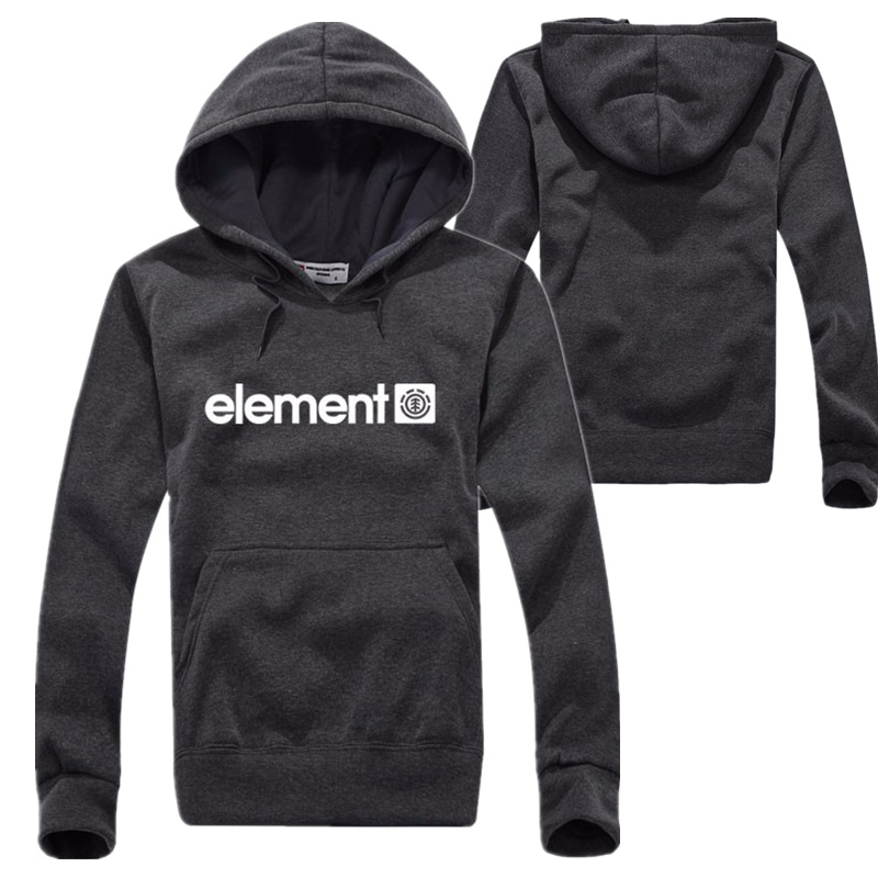 Men/Women Streetwear Skateboard Hoodies Sweatshirt Element personalized Outdoor sports Coat Cotton Hoodie college style pullover(China (Mainland))