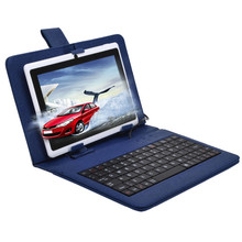 10 inch Tablet pc keyboard leather case casual and solid For waterproof dropresistance and anti-dust have more language keyboard