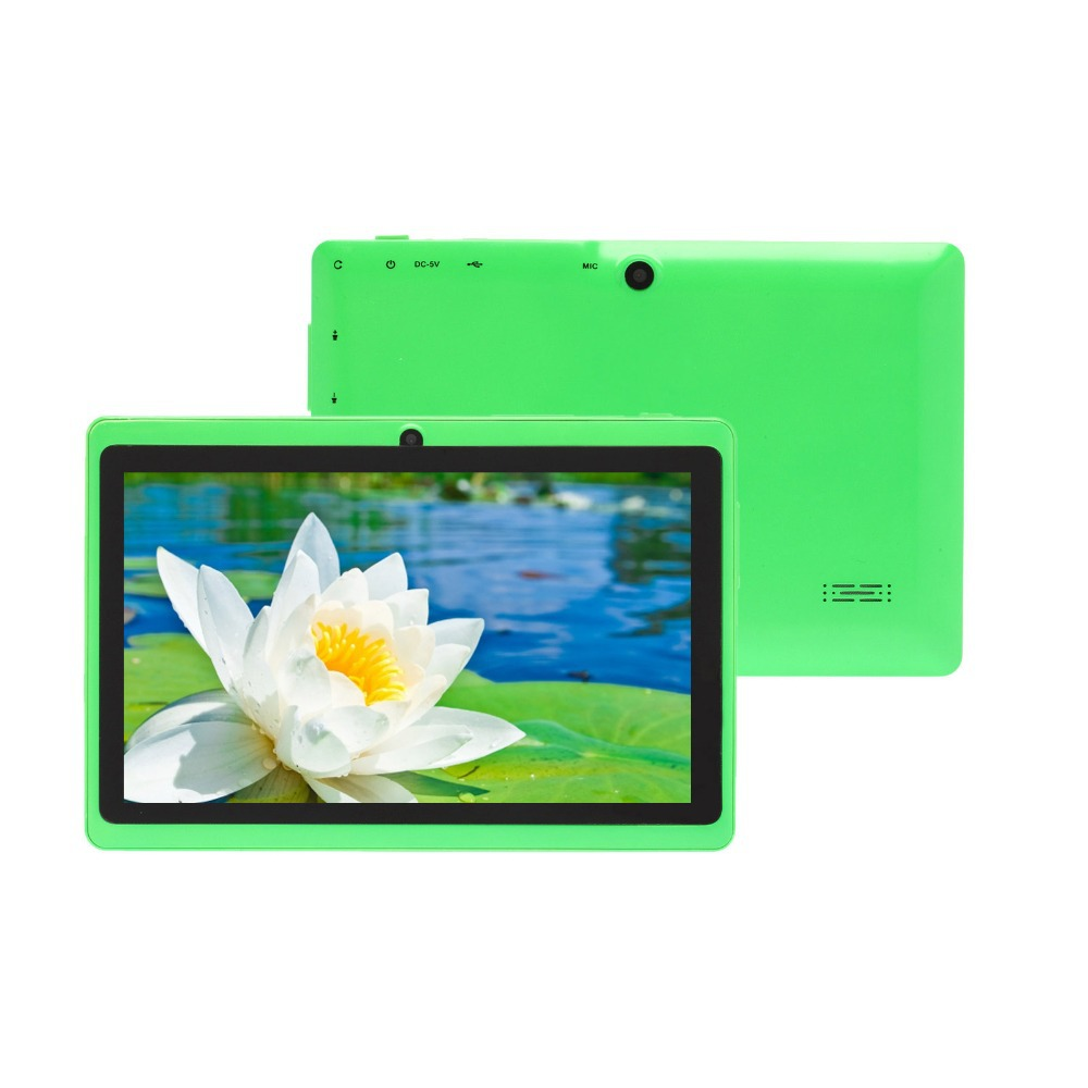 iRulu A23 MID Cheap Tablet PC A23 Q88 7 inch Capacitive Screen + Android 4.2 + Camera + Wifi + 8GB ROM(China (Mainland))