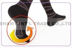 Women Wearing Slimming Compression SocksОдежда и ак�е��уары<br><br><br>Aliexpress