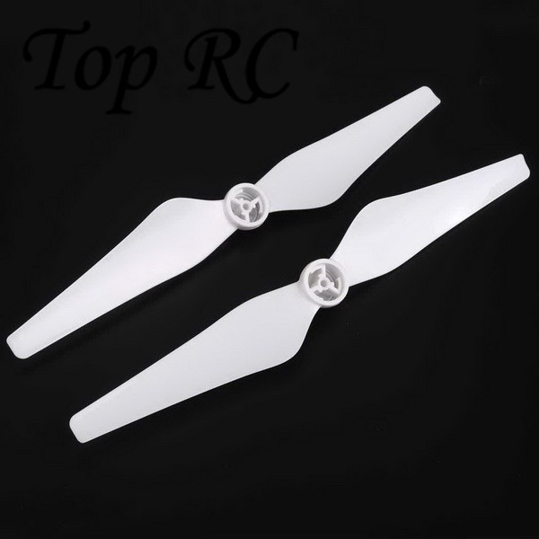 2 Pair Quick Release CW/CCW 9450 Propeller Pro RC Helicopter Plastic Spare Parts Drone Accessories for DJI Phantom 4