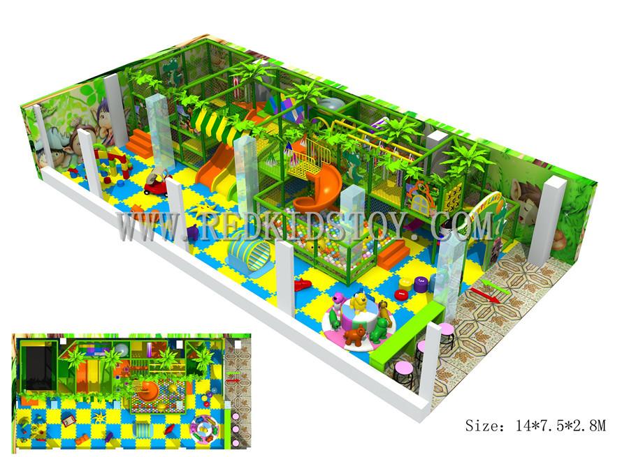 Exported to Latvia Electronic Indoor Play Equipment Children Playground Set 150916-B(China (Mainland))