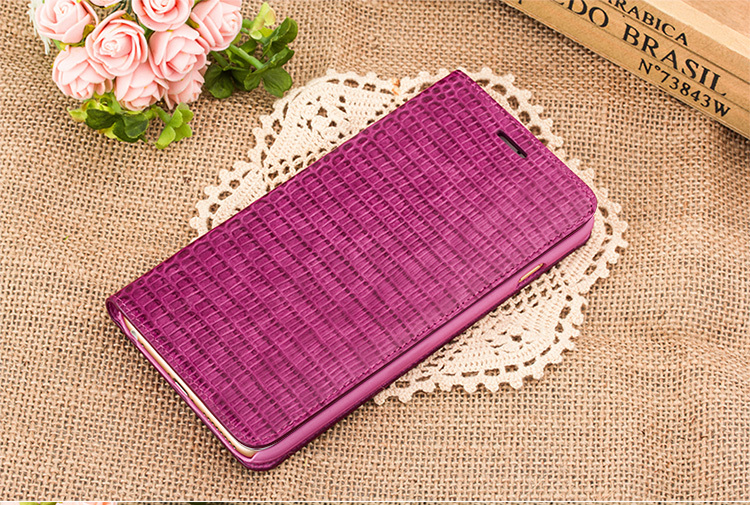 QIALINO for iphone6 case Wallet Case for iphone 6 4.7 inch genuine leather case cover for iphone6 fashion&sexy crocodile pattern(China (Mainland))