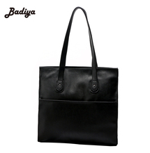 Buy Famous Designers Brand Handbags New Style Simple Fashion Large Capacity Women Bags PU Leather Bags Shoulder Tote Bags Big for $11.94 in AliExpress store