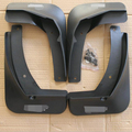 High Quality Abs Plastic Fender Soft Mudguard Protection Splash Mud Guard Car Styling For Volkswagen vw