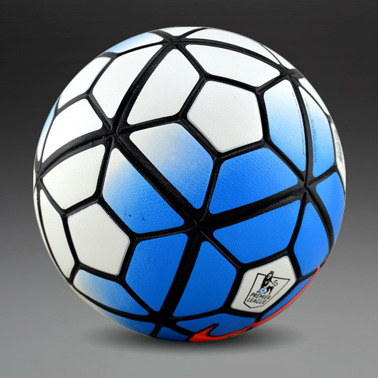 Free Shipping champions league ball Best quality Seamless granules football Premier League match size 5 soccer ball(China (Mainland))