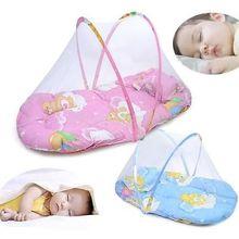 Насекомого москита колыбель кровать сетки навес подушка матрац для младенца младенческой