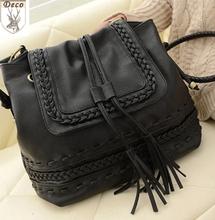 Мода 2015 новая сумка женщины PU кожаные сумки женская дизайнерская марка старинные кроссбоди наплечные универсальные сумки бесплатная доставка