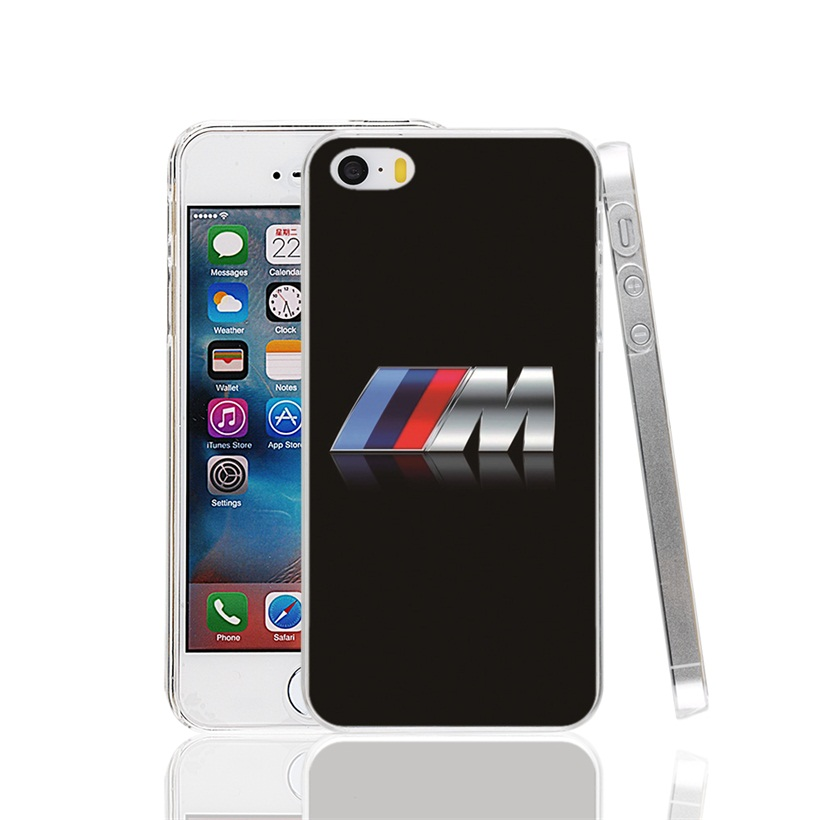25982 racing 3m bmw Car Logo Cover cell phone Case for iPhone 4 4S 5 5S SE 5C 6 6S 7 Plus(China (Mainland))