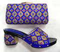 Shoes And Bags To Match Set High Quality Ladies Matching Shoe With Bag Italy Fashion African