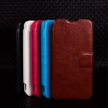 High  For Samsung Galaxy Note edge leather case , For N9150 flip cover(China (Mainland))