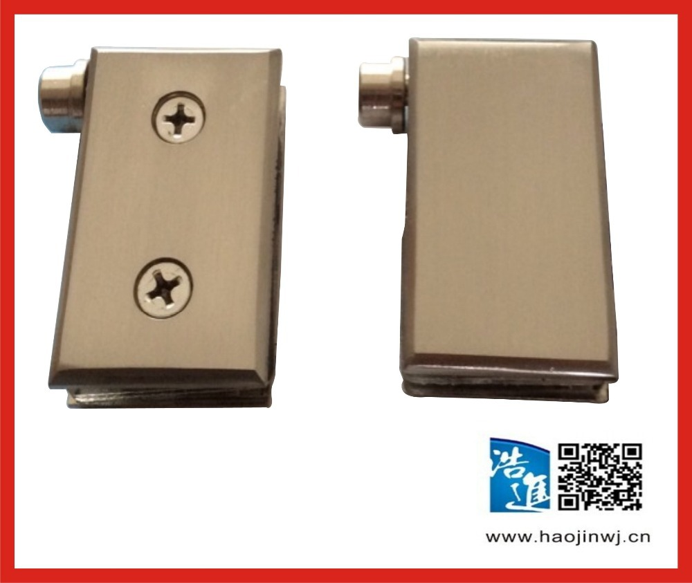 HJ-022 Specializing in the production zinc alloy glass hinge/Good quality zinc alloy glass hinge(China (Mainland))