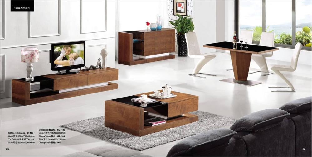 Simple tv table for living room