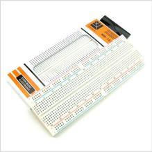 Buy Breadboard 830 Point Solderless PCB Bread Board MB-102 MB102 Test Develop DIY for $1.65 in AliExpress store