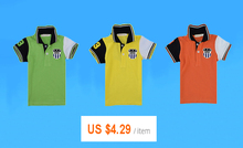 Buy Fashion Brand Baby Boys Clothes Cotton Summer Kids T Shirt Boys Toddler Polo Shirts Children Clothes Roupas Infantis for $3.79 in AliExpress store