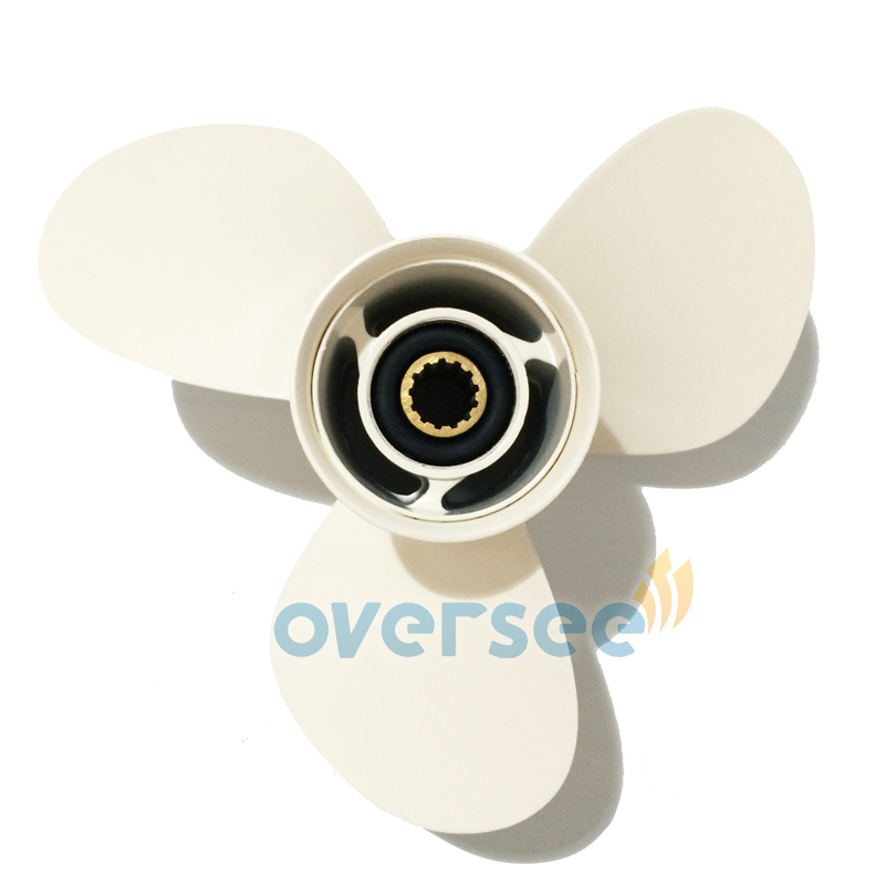 Aluminium Propeller for fitting Yamaha Outboard Engine 69W-45958-00-EL PROP.11-1/4X14-G<br><br>Aliexpress