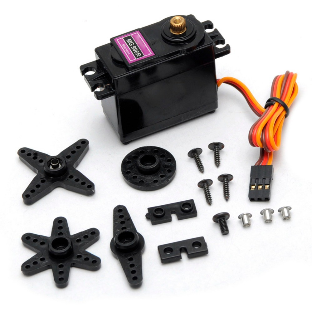 Neewer Mg996r Metal Gears Digital Rc Servo Motor High